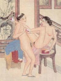 春宫美人图